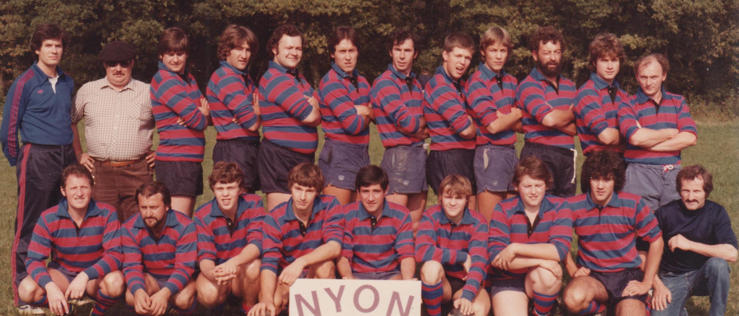 Nyon Avril-1982