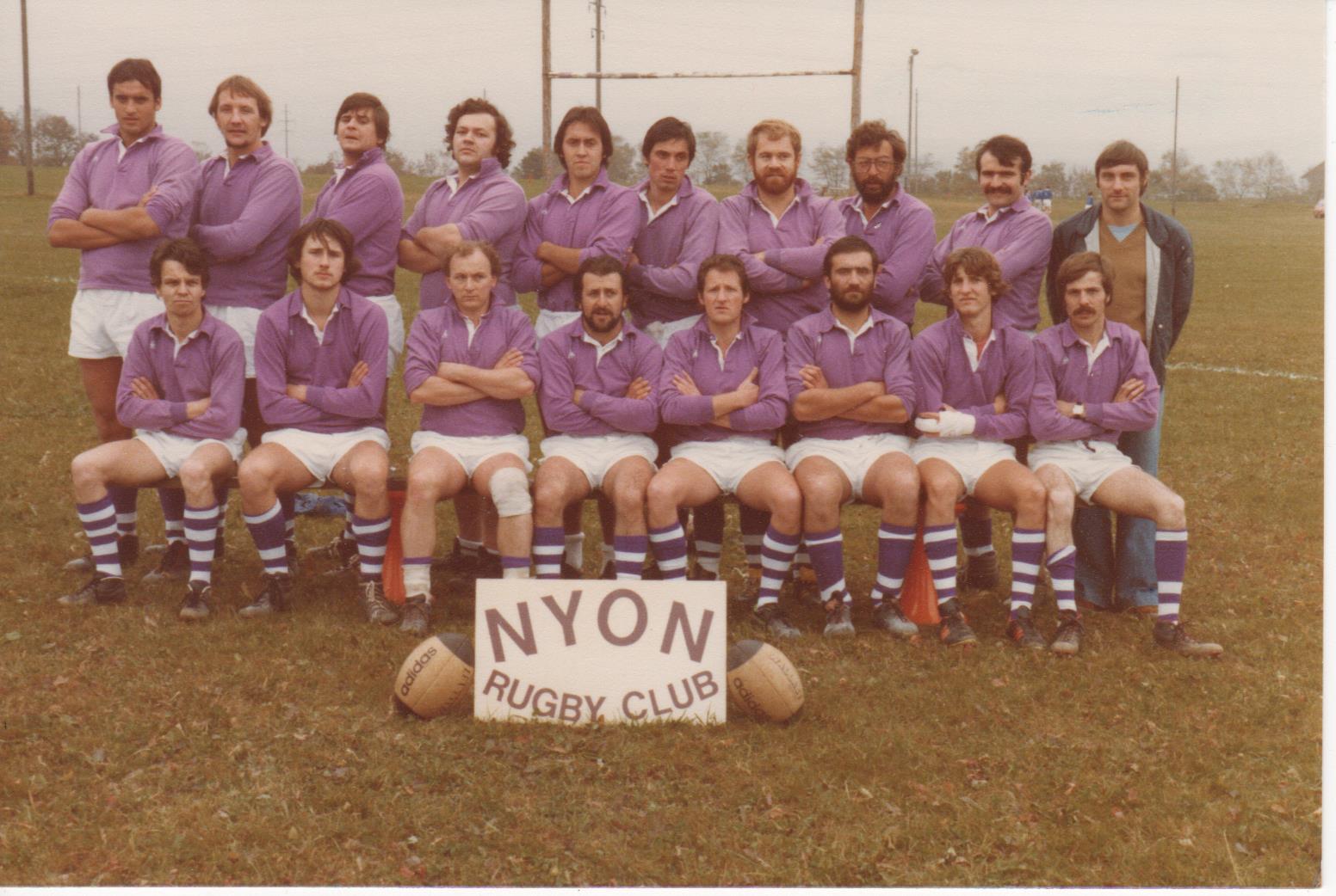 RC Nyon novembre 1978